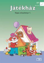 Játékház. Képes olvasókönyv 1. | Oktatáskutató és Fejlesztő Intézet