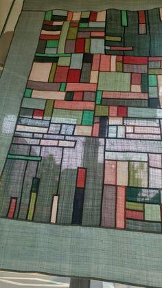 Korean Art, Soft Sculpture, Needle And Thread, Quilting Designs, Textile Art, Fiber Art, Pattern Design, Quilts, Stitch