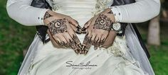 Sudanese wedding photo.. Bride & Groom..