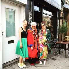 Sunday Afternoon In London With The Quirkiest Of Them All by Ieva Zubaviciute