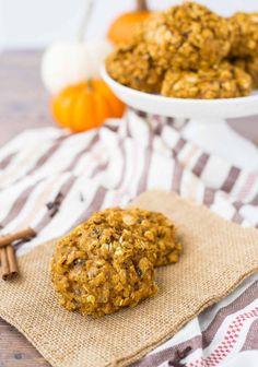 PUMPKIN BREAKFAST COOKIES WITH MUESLIReally nice recipes. Every  Mein Blog: Alles rund um Genuss & Geschmack  Kochen Backen Braten Vorspeisen Mains & Desserts!