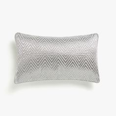 Image 1 of the product Metallic embroidered cushion cover