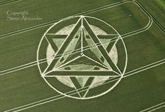 Something Surprising: 2012's English Crop Circles
