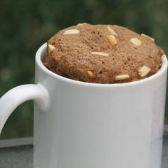 One Minute Flax Muffin - Low Carb Ingredients  14 cup flax seed meal 12 tsp baking powder 14 tsp stevia powder 1 tsp cinnamon 1 egg 1 tsp oil