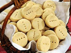 Recetas | Bizcochitos de grasa para celíacos | Utilisima.com