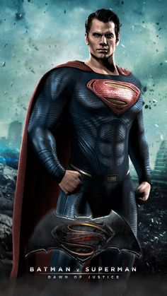 SUPERMAN (Batman v Superman: Dawn of Justice) by JPGraphic on DeviantArt