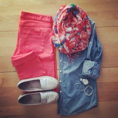 50 Casual And Simple Spring Outfits Ideas 1