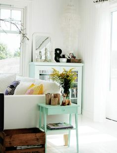 charming. side table