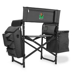 Marshall University Fusion Portable Outdoor Chair w/Digital Print
