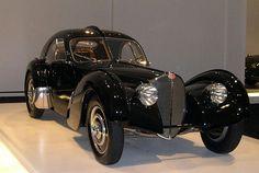 The Atlantic was designed by Ettore Bugatti's son, Jean. It was criticized for…