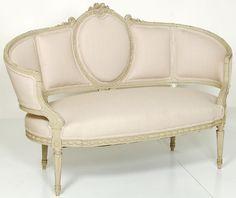 Antique Louis XVI Canape
