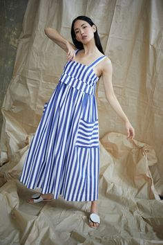 WHiT Pocket Dress | Garmentory