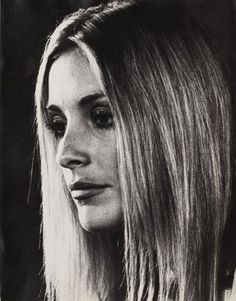 Sharon Tate by by Peter Brüchmann, 1969