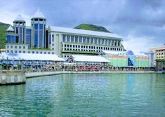 Mauritius La Caudon Waterfront – wanaabeehere