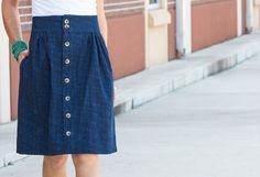Anywhere Skirt-One Little Minute Blog-1
