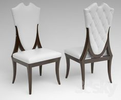 Download CHAIR CAPITONNE TURRI free 3D model for printing