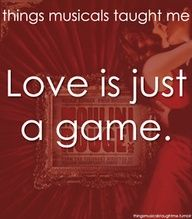 things musicals taught me: moulin rouge!