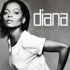 Diana by Diana Ross (1980) | Community Post: 42 Classic Black And White Album Covers