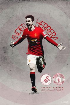 This is how you work, when you come back late. Good luck Ander Herrera! Come on United! Lack of creativity.