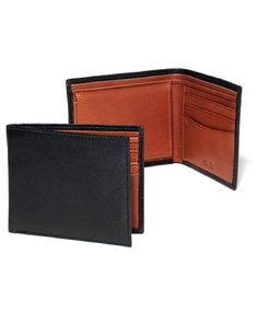 Tasso Elba men's passcse wallet