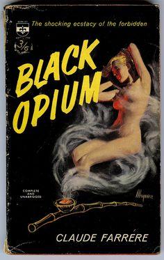 black opium by unexpectedtales, via Flickr