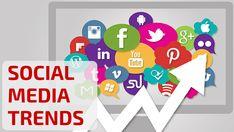 5 Data-Backed Social Media Trends [Infographic] - Teaching Business Communication Social Media Trends, Top Social Media, Social Media Marketing, Marketing Strategies, Online Marketing, Business Writing, Trending Videos, Planer, Communication