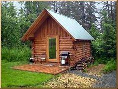 Homer Alaska Vacation Rentals-Moose Creek Cabins-Homer Alaska $115