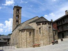 Lerida Santa Maria de Taüll