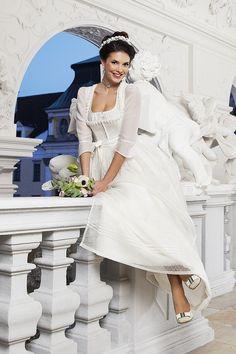 Wedding Dirndl Gössl
