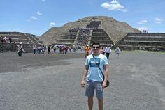 Pirámide de la Luna en #Teotihuacán