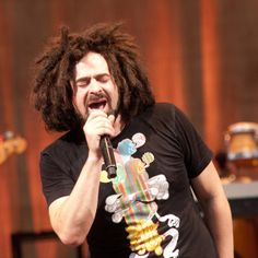 Counting Crows's Adam Duritz