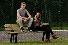 Still of Sara Forestier and Rod Paradot in Standing Tall (2015)