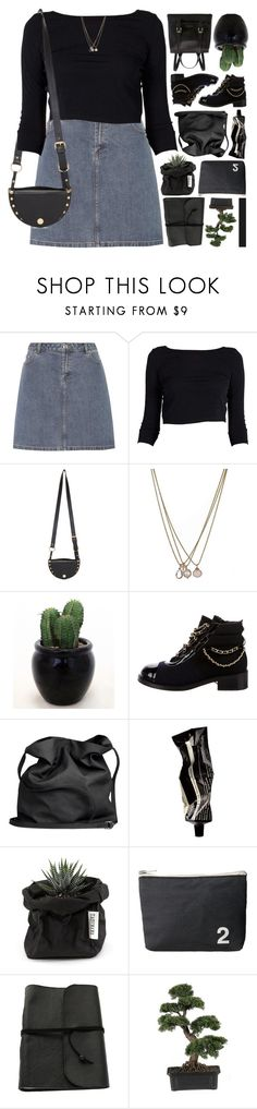 """""""let's live in the moment ⚘"""" by spriingy ❤ liked on Polyvore featuring A.P.C., See by Chloé, Lionette, Chanel, Ann Demeulemeester, Aesop, Uashmama and Margaret Howell"""