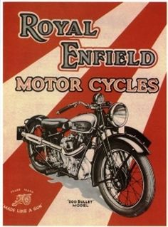 Royal Enfield Motorcycle Brochure 20 Pages 1933 Enfield Motorcycle, Bike Poster, Motorcycle Posters, Motorcycle Humor, Retro Bike, Retro Motorcycle, Motorcycle Shop, Motos Royal Enfield, Moto Scooter