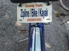 Gravity Trails, Door County