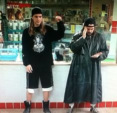 Mallrats, Jay and Silent Bob