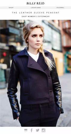 一份秋冬大衣指南帮你打造高级轮廓 | Wardrobe
