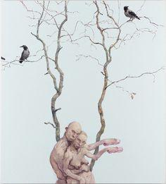 Double View - Michael Kvium