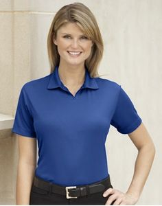 489f8f9dbd1 Looking for a great deal on a moisture wicking polo shirt for your  housekeeping crew  sharperuniforms.com