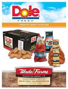 Wada Farms - Sweet Potato Sell Sheets