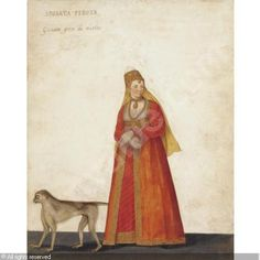 LIGOZZI Jacopo (Giacomo), ca 1547-post 1632 (Italy)