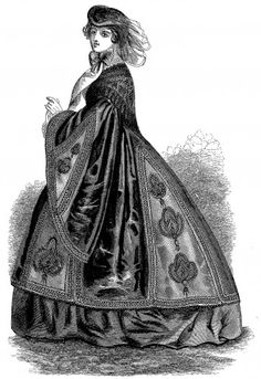Google Image Result for http://thedreamstress.com/wp-content/uploads/2011/10/Spring-Pardessus-No.-2-fashion-plate-from-Harpers-Monthly-Magazine-1861-344x500.jpg