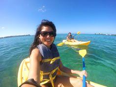 Kayaking in Negril!
