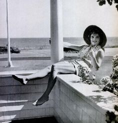 Jackie Kennedy, Hyannisport