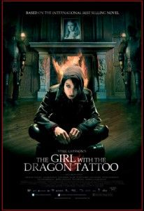 The girl with the dragon tattoo. Noomi Rapace an astounding performance!