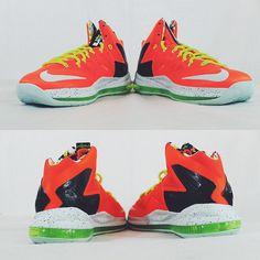 "#Nike #lebrons #LebronJames  #SneakerHead #Sneakers #LebronJames Shop with us... ""Total Crimson"" #MindBodyStyle #elevatit #Elevatit_MBS #Style #TotalCrimsons #BasketballShoes"