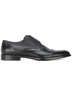 DOLCE & GABBANA Textured Panel Derby Shoes. #dolcegabbana #shoes #shoes