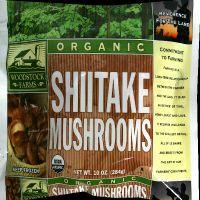 Woodstock Farms Organic Shitake Mushrooms