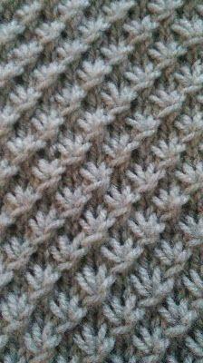 n var amerikanske /engelske video tutorials, men endelig fik jeg Knitting Designs, Knitting Projects, Knitting Patterns, Knitting Stiches, Crochet Stitches, Outlander Knitting, Knit Dishcloth, How To Purl Knit, Knitting For Beginners