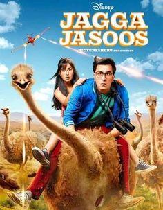 Jagga Jasoos 2017 Hindi 800MB DVDScr x264 http://300mbmoviesp.blogspot.com/2017/07/download-jagga-jasoos-full-movie.html